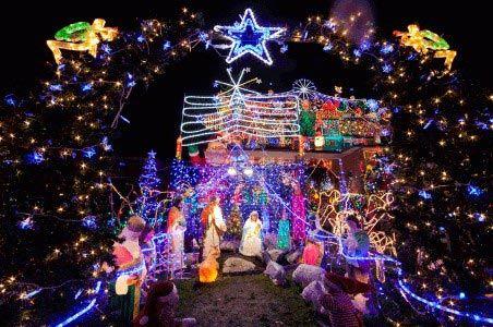加拿大圣诞节
