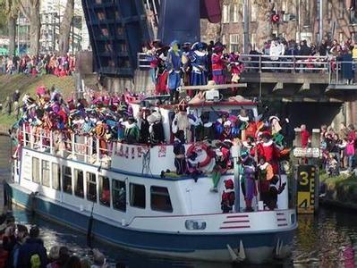 荷兰圣诞节