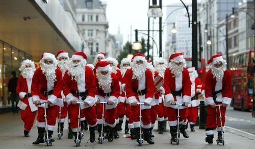 英国圣诞节