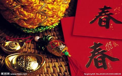 """春节的渊源虽然自夏商周以降,由来久矣,但是历史上的中国年节只有春节之实,并无""""春节""""之名,真正给"""
