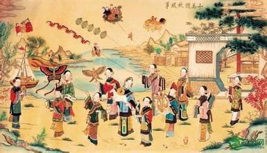 清明节的祭祖习俗  清明是扫墓祭祖的重要日子,节气里大地回春,柳绿花红,正是郊游踏青、赏春探春的时光