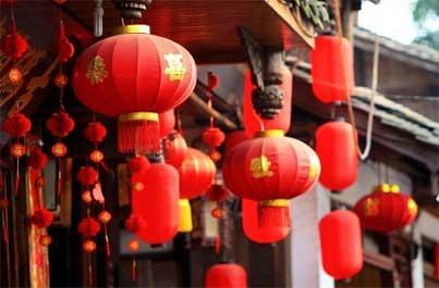 春节挂灯笼的习俗来历