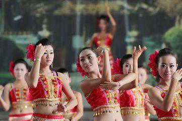 傣族的传统节日
