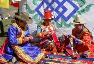裕固族的传统节日