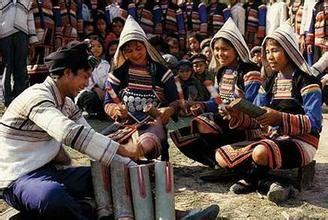 基诺族的传统节日图片