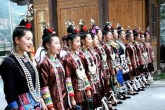 侗族的传统节日图片