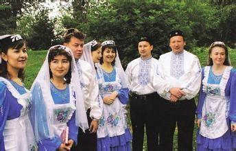 塔塔尔族的传统节日