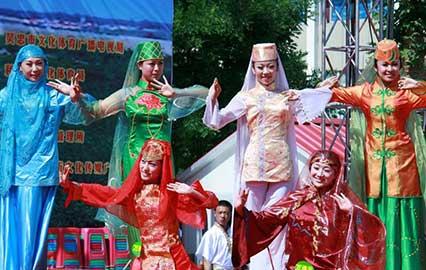 回族的传统节日图片