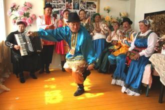 俄罗斯族的传统节日