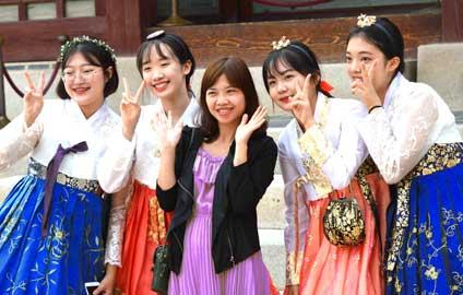 朝鲜族的传统节日