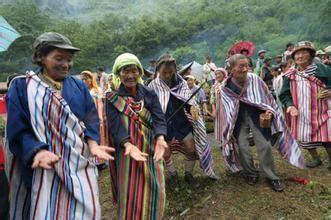 独龙族的传统节日图片