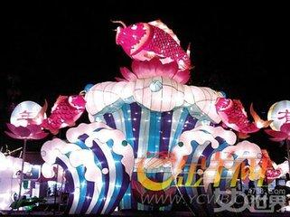 农历正月十五是元宵节,也叫灯节、上元节。元宵节与春节紧紧相连。过去,人们大 约用20天的