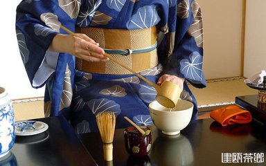 日本的茶道文化