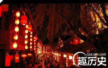 祭麻谷,是中元节中的又一节俗,它起始较晚,约始于宋代,流行于今河北山东一带。清于敏中主编《钦定日