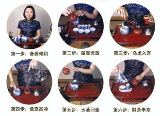 日本茶道泡茶的步骤