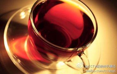 发酵对茶叶中咖啡因含量的影响
