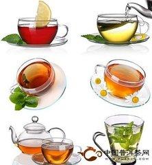 红茶绿茶的区别图片