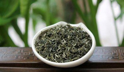 四川绿茶图片