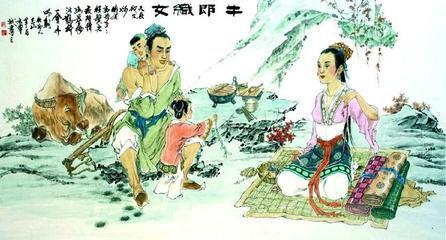 牛郎织女的故事溯源