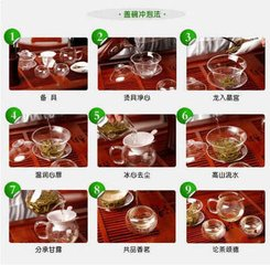 绿茶冲泡方法