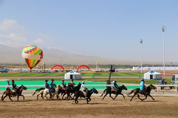 酒泉蒙古族节日