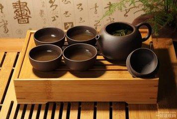 紫砂茶具保养
