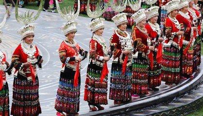 苗族过春节