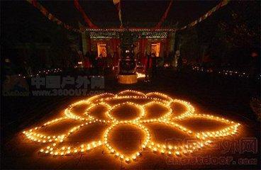 在宕昌县城关、新城子等乡镇的藏族,以前都有民间闹元宵的民俗活动,但现在只有在新城子乡新坪村藏族同