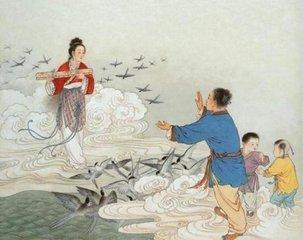 牛郎织女故事的文化内涵