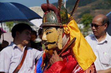 毛南族中秋节