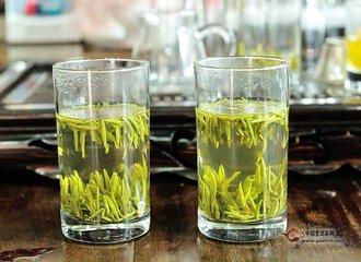 绿茶怎么泡图片