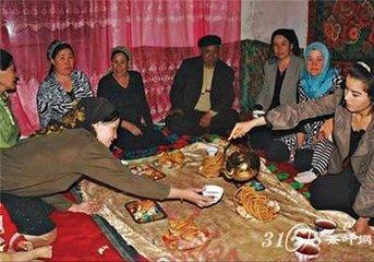 维吾尔族香茶