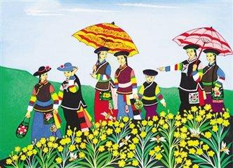 藏族花儿会