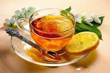 蜂蜜柠檬茶的做法减肥