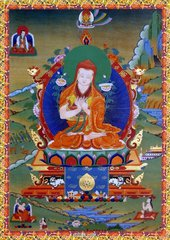 藏族智达得钦