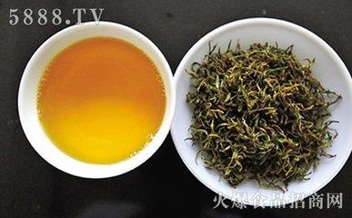 黄茶和绿茶区别
