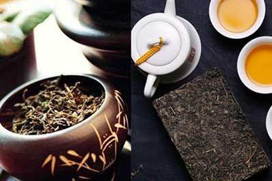 黑茶饮用价值