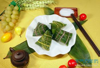 明代端午节吃粽子习俗