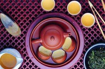 唐代茶文化形成