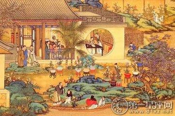 唐代重阳节的习俗