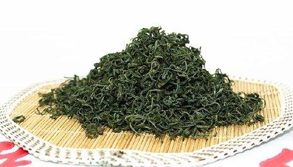绿茶的种类图片
