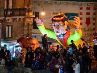 马耳他狂欢节