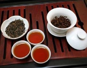 滇红功夫茶图片
