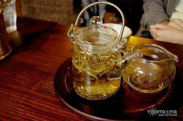 茉莉花茶的泡法