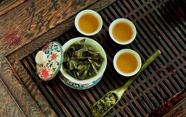 制茶的历史在一千年以上
