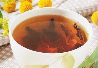 灵芝茶的功效与作用
