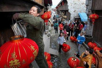 宁波的春节