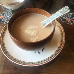 蒙古族奶茶