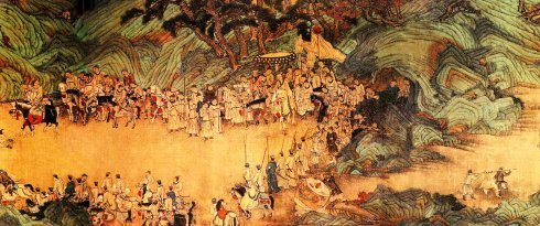 蒙古族端午节习俗