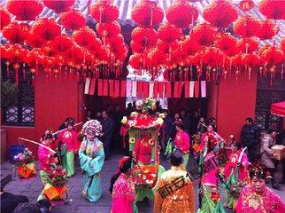 安徽元宵节
